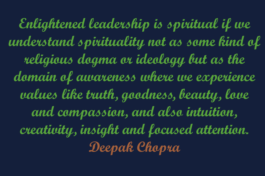 spiritual speech topics