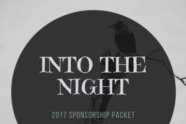'Into The Night' Sponsorship Opportunities