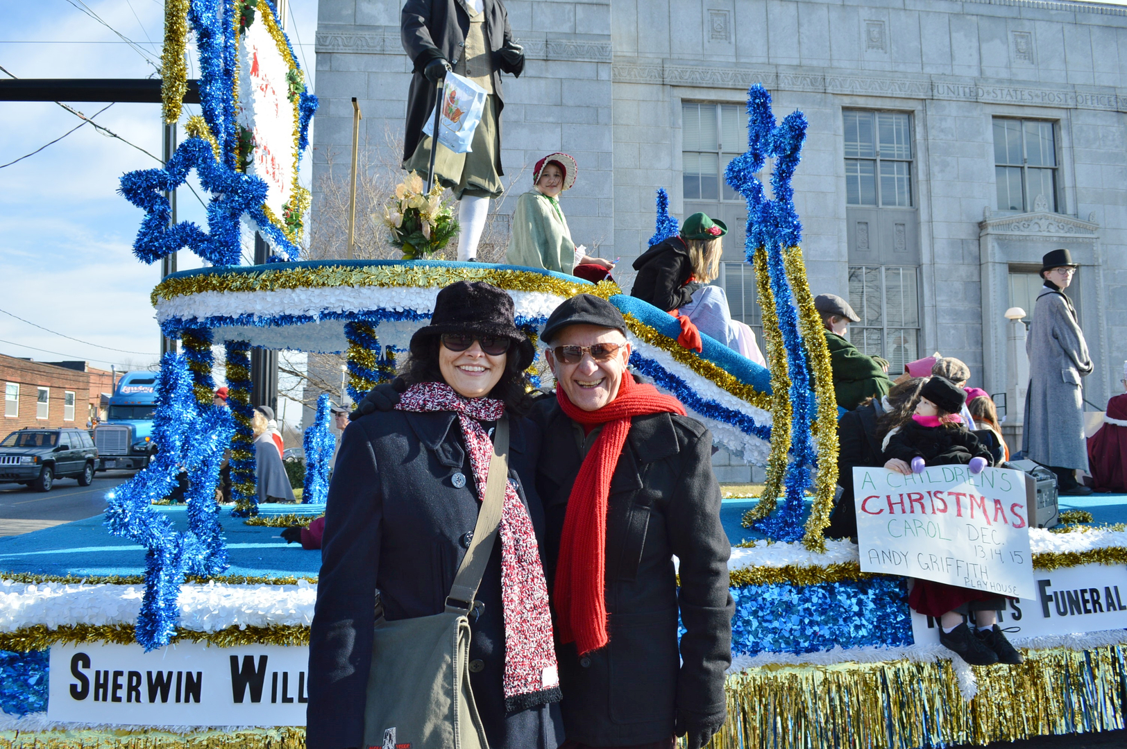 Join Us On Saturday December   A M For The Downtown Mount Airy Christmas Parade Sponsored By The Downtown Business Association