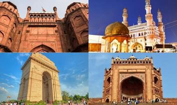 HISTORICAL MONUMENTS IN INDIA