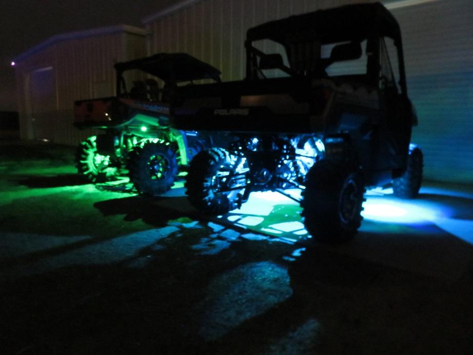 LED LIGHT KITS for ATV's UTV's
