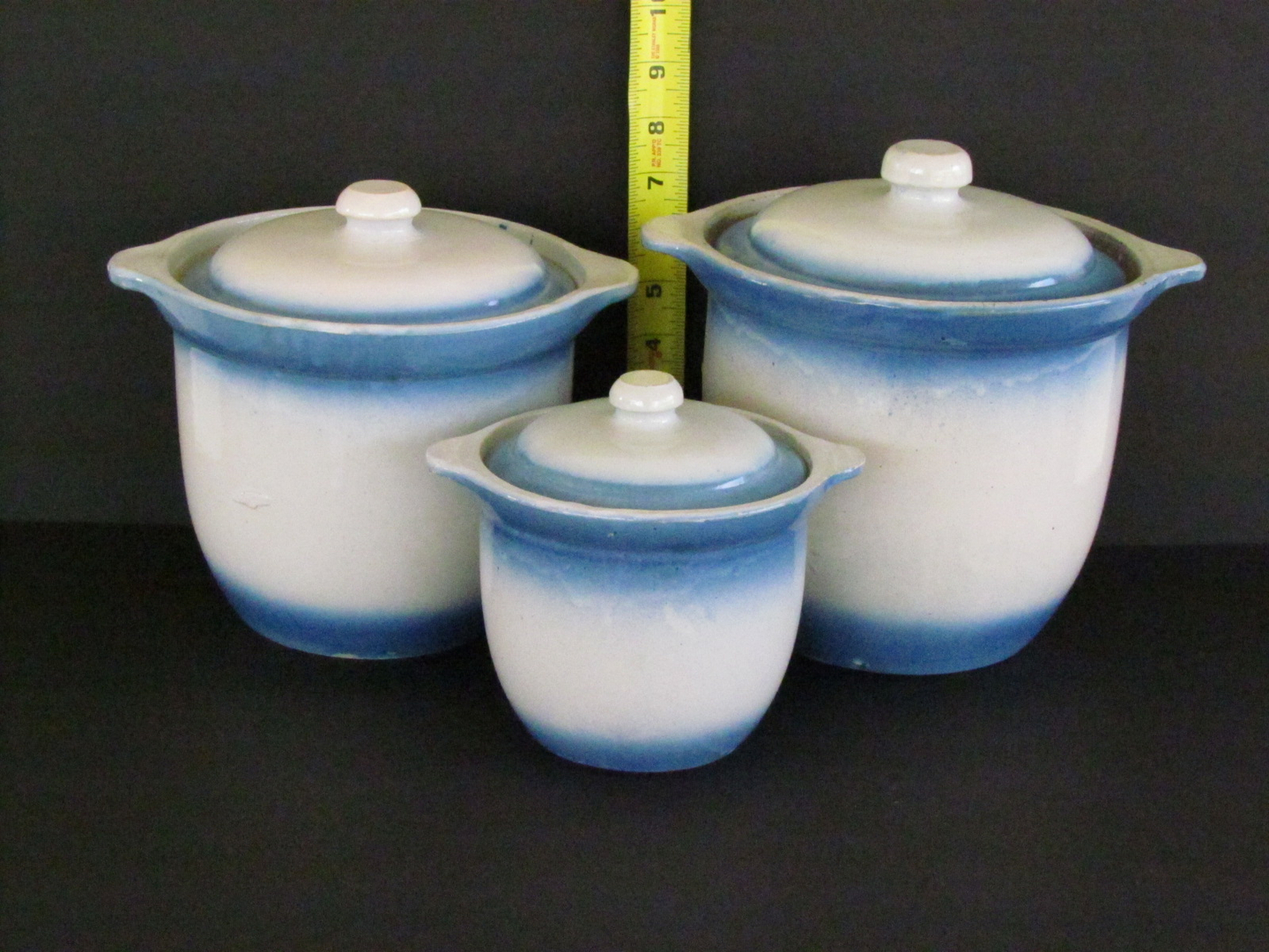 Blue & White Pottery