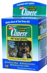 Clinere Pet Wipes