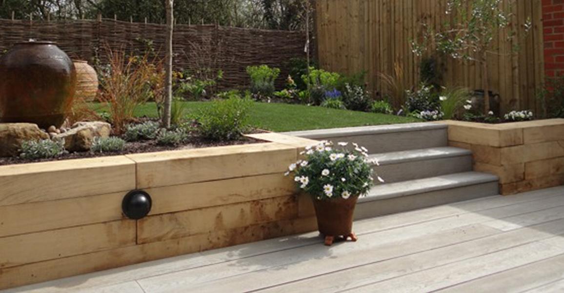 Garden Design New Build House services