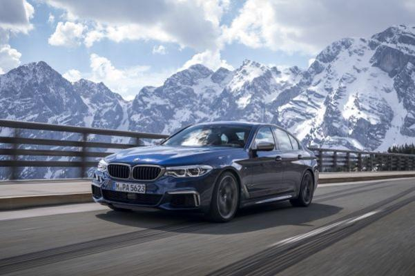 2018 BMW M550i xDrive - Review