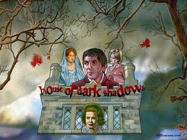 HOUSE OF DARK SHADOW by Cliff Carson