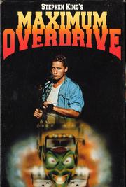 maximum overdrive stephen king trucks emilio estevez the smokey shelter movie review podcast