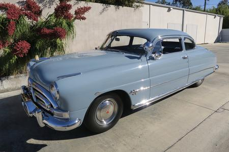 1951 Hudson Hornet H-145 Engine 2 door coupe for sale at Motor Car Company in San Diego California