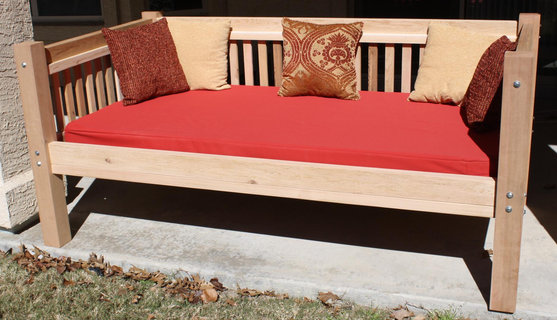 Mattress Sized Bed Cushions