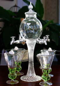 All Glass Rozier Absinthe Fountain