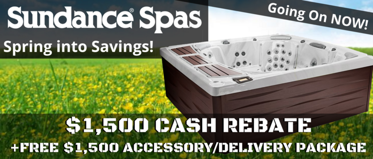 Current Hot Tub Coupon!