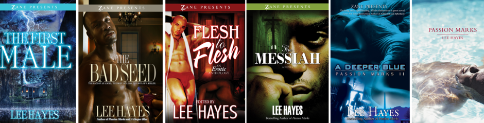The Official Site For Lee The Author Hayes