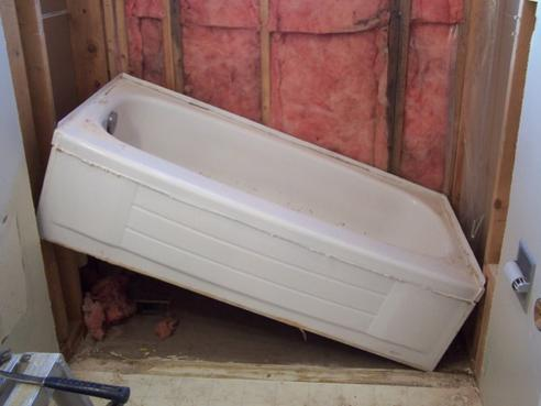 BATH TUB REMOVAL ALBUQUERQUE