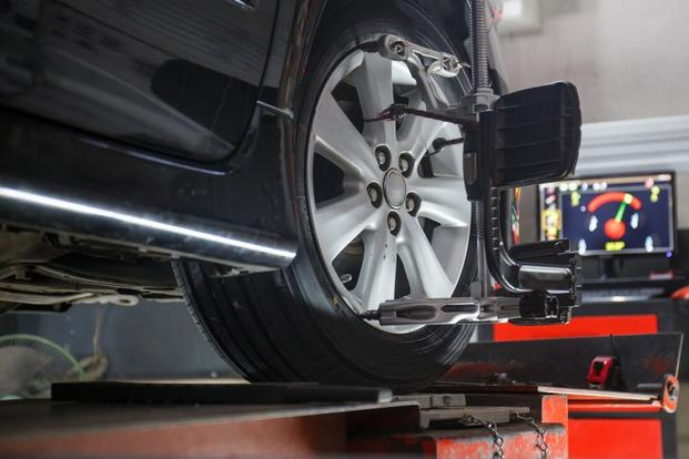 Wheel Alignment Services and Cost Mobile Auto Truck Repair Omaha