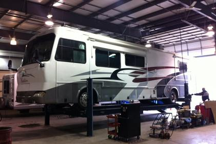 MOBILE RV REPAIR SERVICES NORTH LAS VEGAS