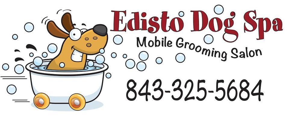 Pet Grooming Services, Mobile Dog Grooming - Edisto Dog Spa - Edisto