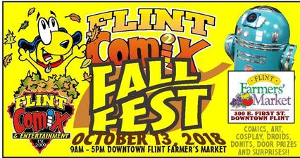 Flint Comix Fall Fest