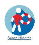 NWS Beach Hazards