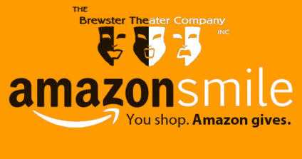 Support The Brewster Theater Company at Amazon