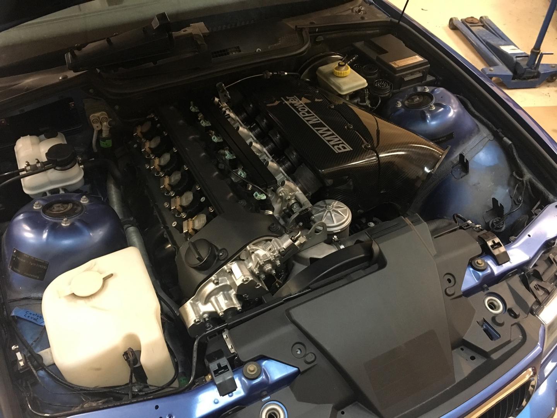 Bmw Carbon Fiber Parts Aerodynamics