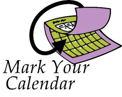 Image result for free clipart calendar schedule