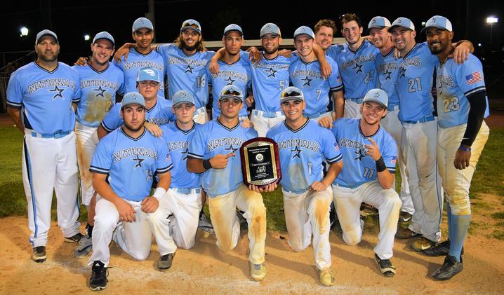 Metropolitan Collegiate Baseball League - Collegiate Baseball League