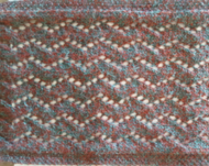 The Ashleigh Scarf Knitting Pattern