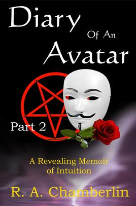 Diary of an Avatar Part 2 Cover jpeg
