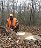 Kentucky Guided Rut Hunt