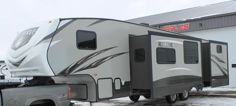 sioux falls trailers palomino puma