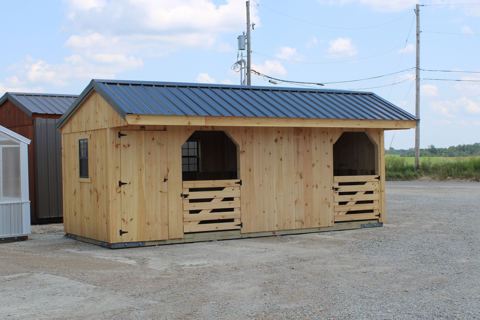 About our Company KT Custom Barns, LLC