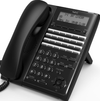 nec phone manual user guides