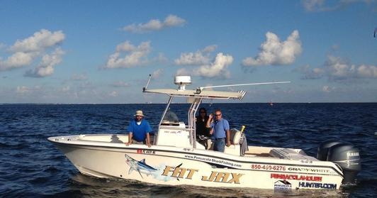 Pensacola shark fishing deep sea fishing boats for Pensacola deep sea fishing