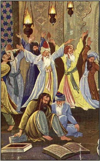 Sufi's in congregational