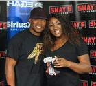 Suga-T interviewed on Serius XM Radiio with Swaye