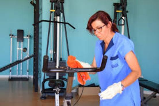 GYM CLEANING SERVICES FROM MGM Household Services