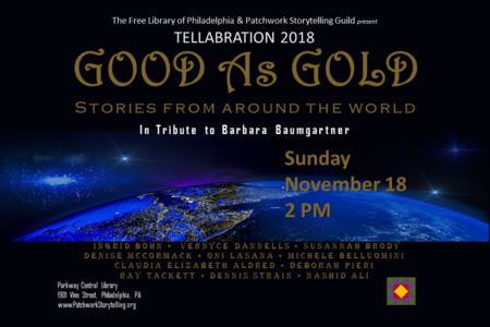 Tellabration: A Celebration of Story