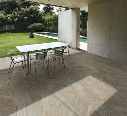 Porcel nico bassia blanco gris crema perla 40x60 - Gres para terrazas exteriores ...