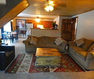 4 Bedroom Penthouse Rental in Red River, NM