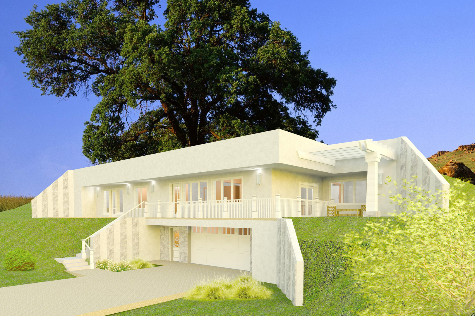 Earth HomeEarth Sheltered HomesEarth Homes For SaleEarth Home Plans - Earth home designs
