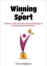 Book cover - Winning at Sport