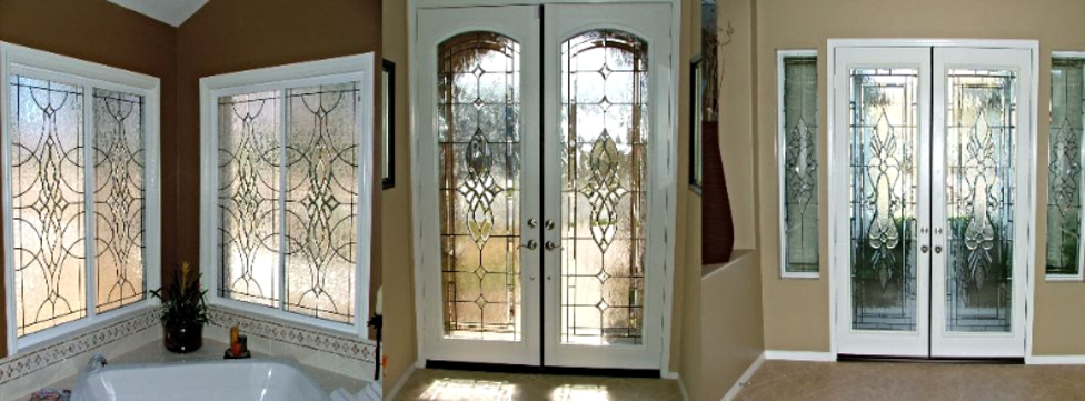 First class custom doors windows stained glass panels glass we offer the best quality glass inserts planetlyrics Image collections