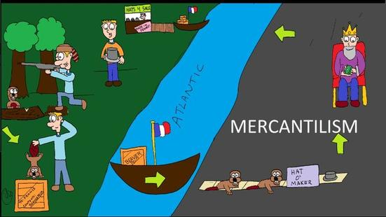 a history of mercantilism in europe History mercantilism was the dominant school of economic thought in europe throughout the late renaissance and early modern.