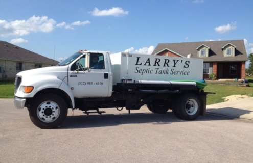 Septic Tank Services In Bastrop, TX   Call Larry's