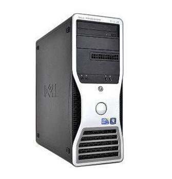 Dell T5500 WorkStation 16 Logical Cores