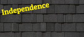 Independence Shingles