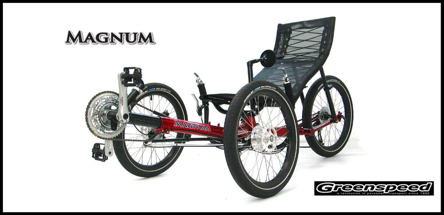 Recumbent Bikes of TN Home Page