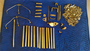 Cadmium Plating Services for Aircraft and Automobiles