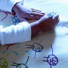 Child Drawing. Home Health Care, Schools, Camps, Boca Raton Occupational Therapy