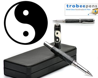 handmade pen available at trobeepens.com